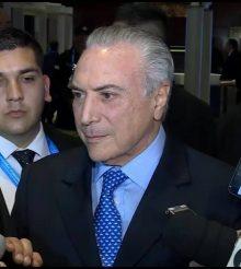 Temer não atende ministro da Educação, para não adiantar uma hora no fuso horário do Brasil