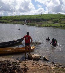 Pescador cai da canoa e morre afogado e menores sofrem violência sexual
