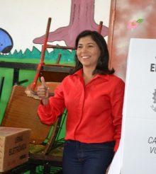 Simone de Dona Raimunda vence eleição de Riachão do Dantas